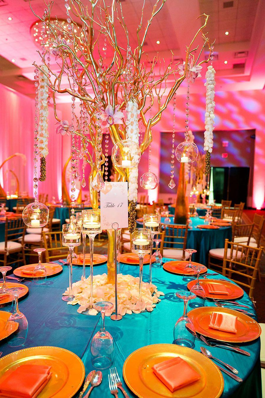 Wedding In Pueblo Colorado Indian Vibrant Elegant Denver