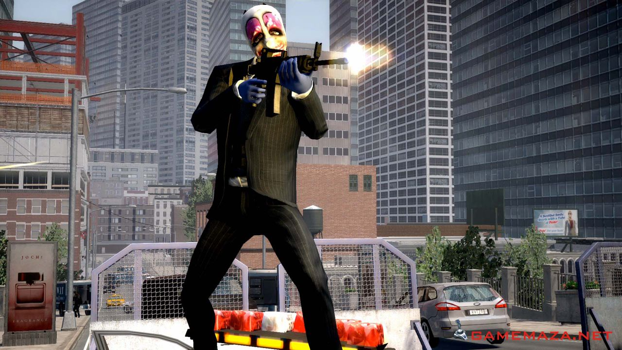 payday the heist game free download