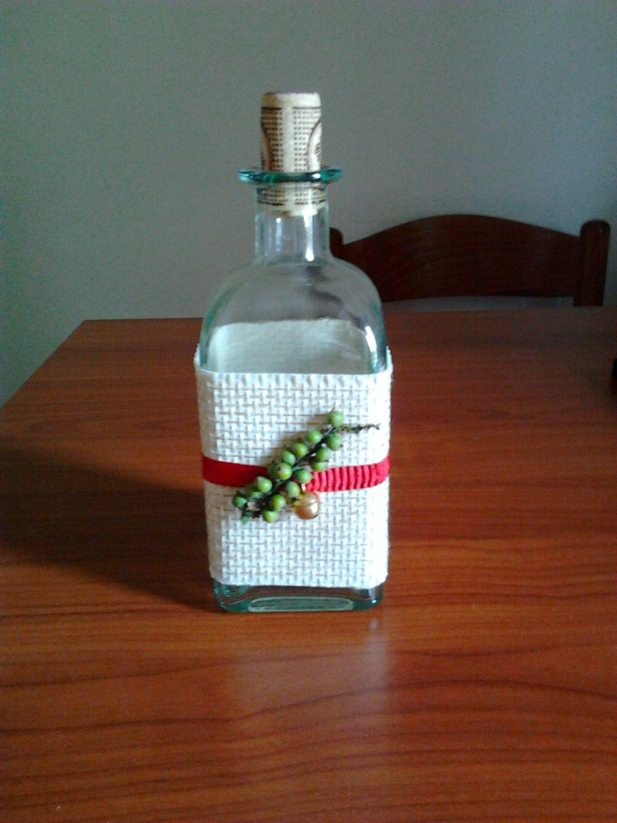 riciclo bottiglieta