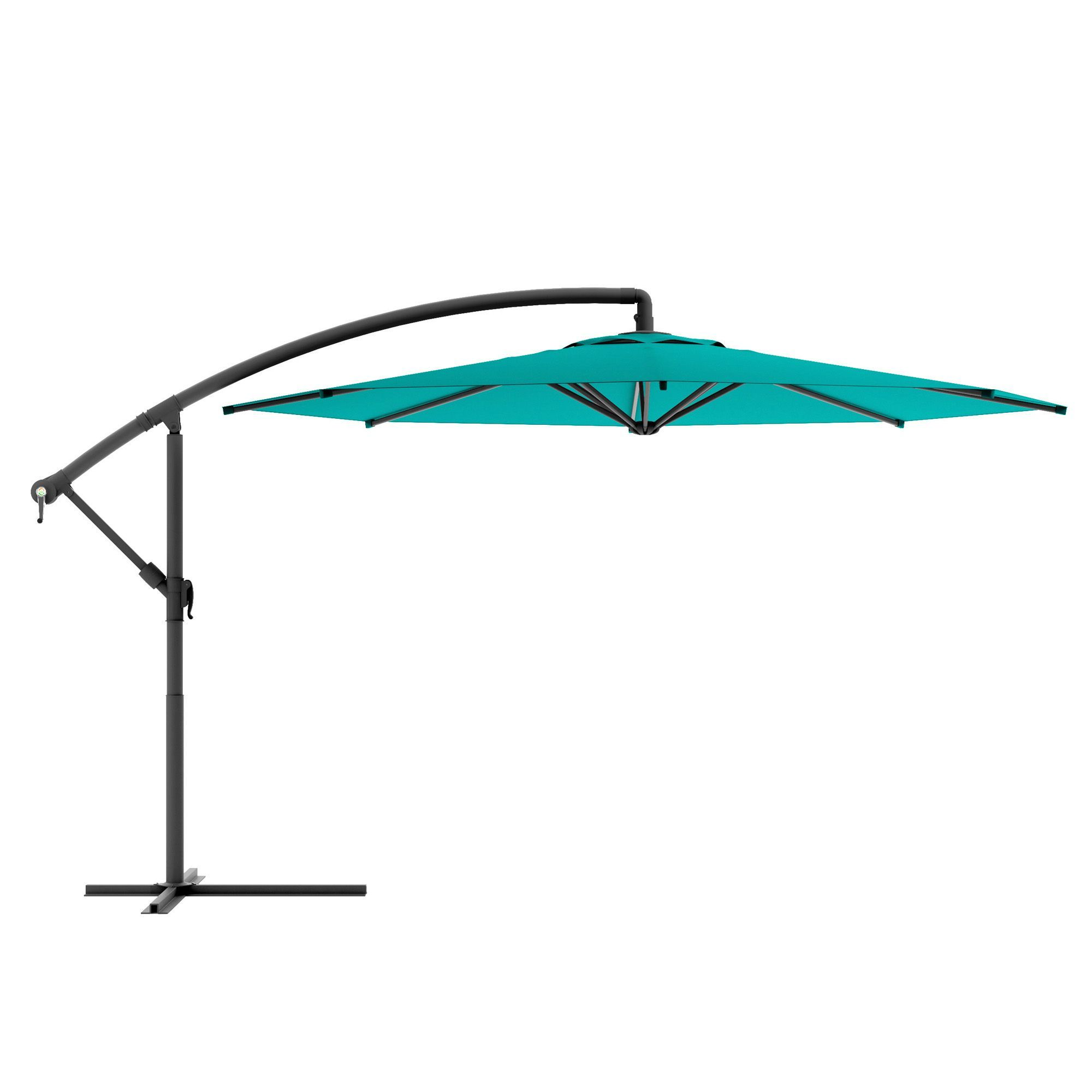 offset patio umbrella aluminum fim rectangular images x design flexy