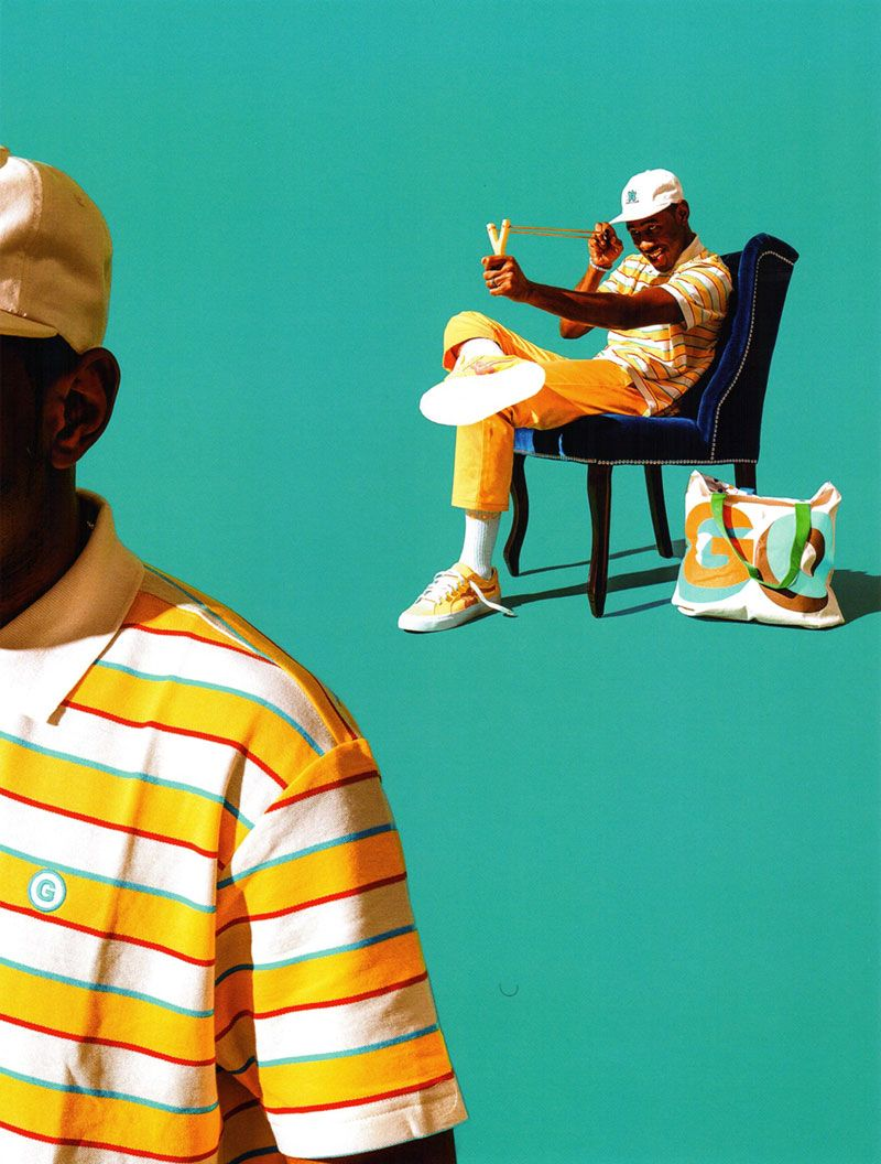 Golf Wang Just Released a Print-Heavy FW16 Collection