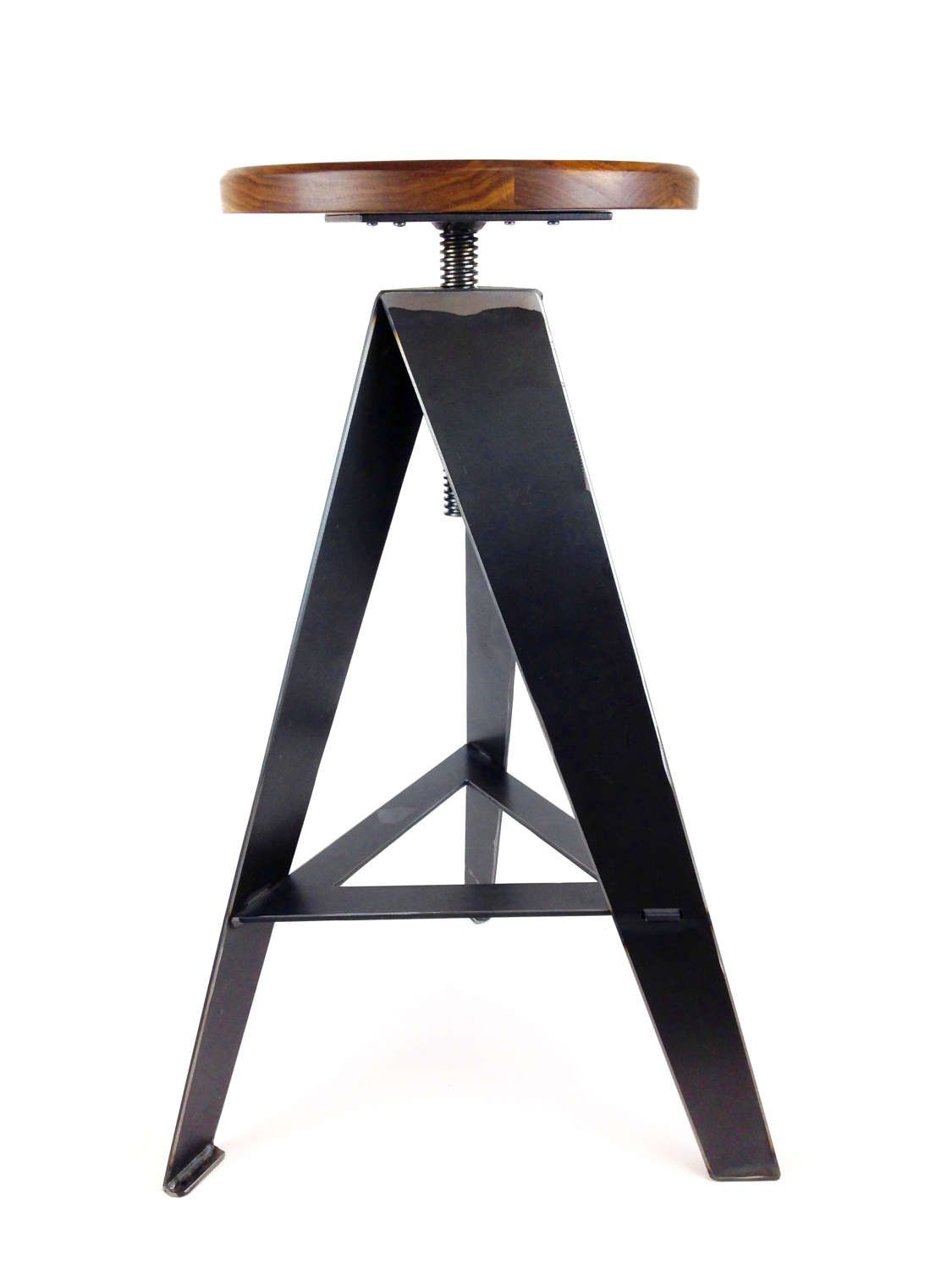 2019 的 Original Windmill Stool Raw Metal Legs Counter