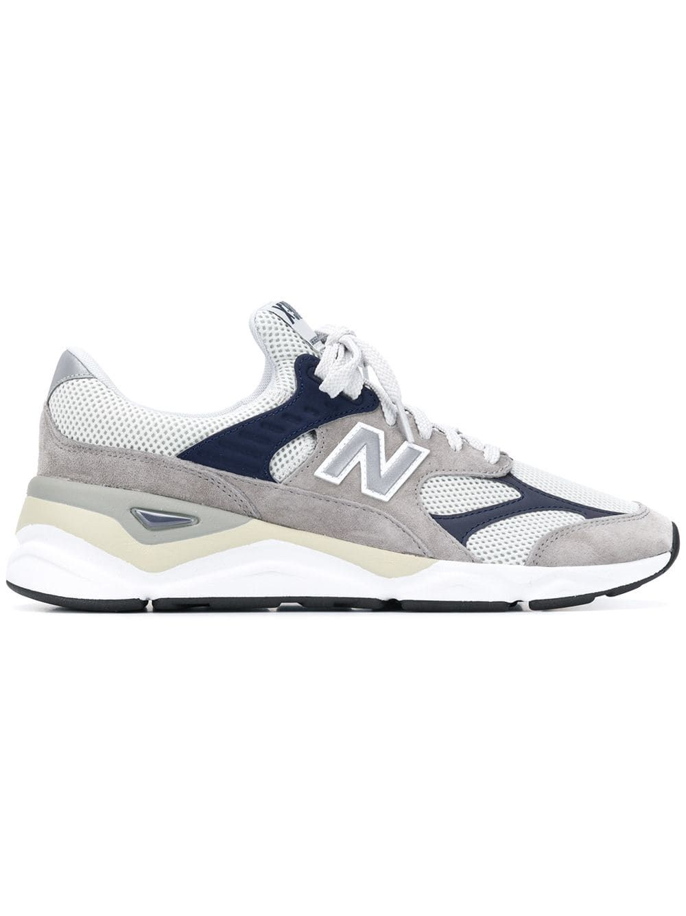 a40a2a7603 NEW BALANCE NEW BALANCE X-90 SNEAKERS - GREY. #newbalance #shoes ...