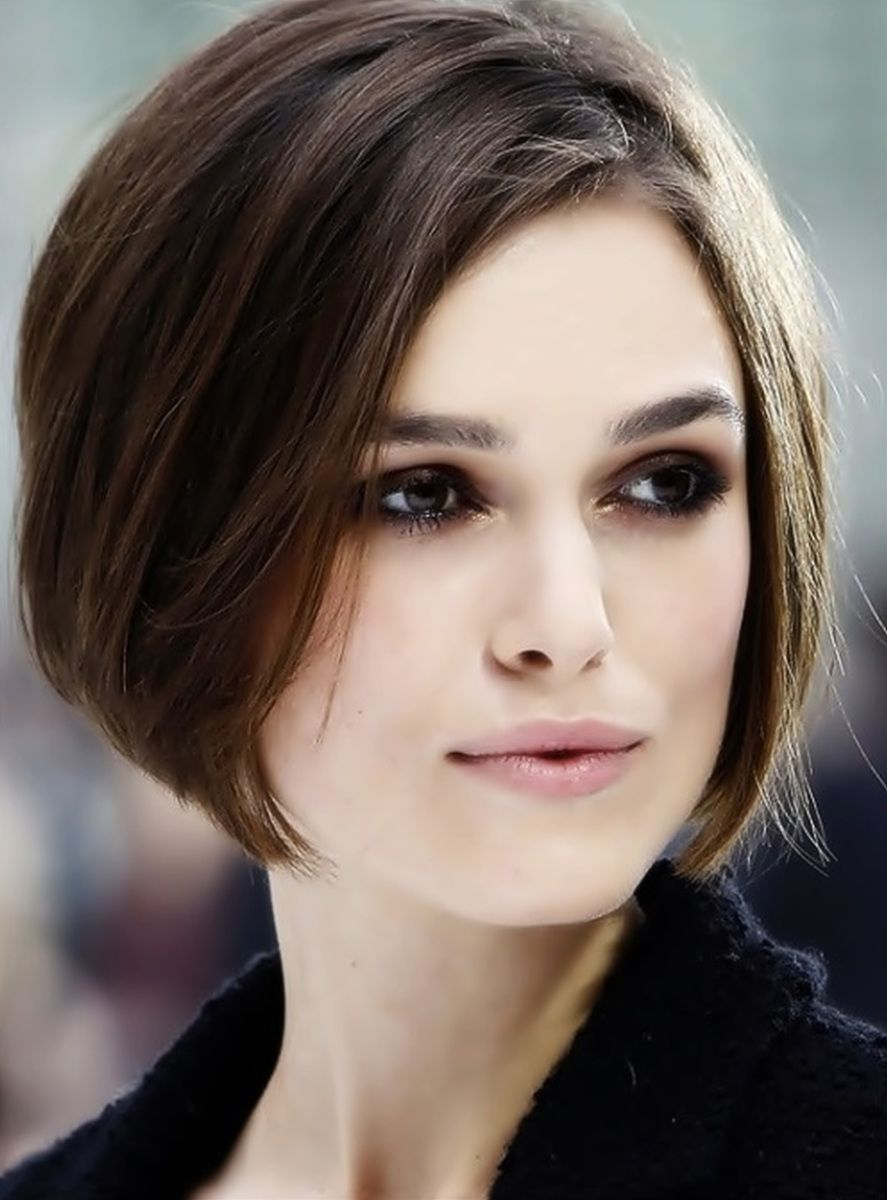 Keira knightley love this ugh my hair needs to grow keira
