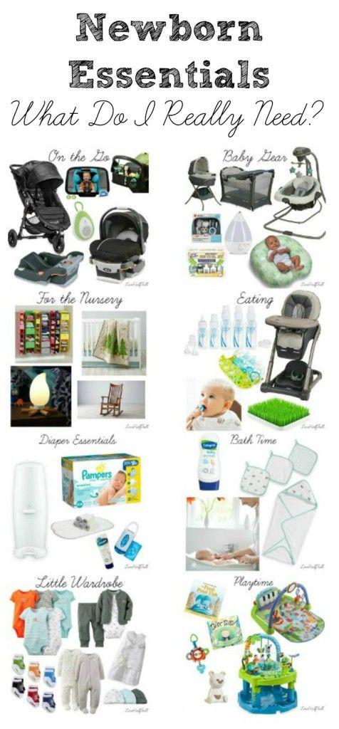 Our Newborn Essentials Baby Ideas And Pregnancy