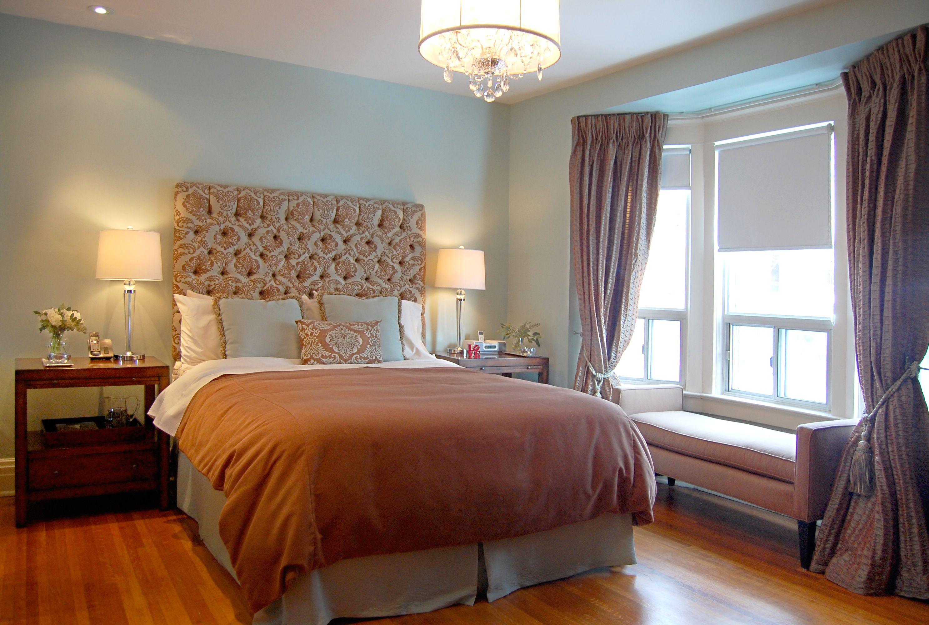 Patricia Quintero Interiors Bedroom redesign_Toronto