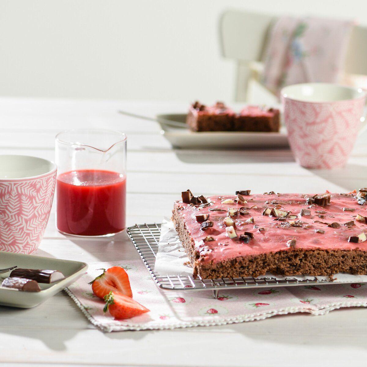 Erdbeer Yogurette Torte Ohne Backen Rezept Yogurette Torte Ohne Backen Yogurette Torte Torte Ohne Backen