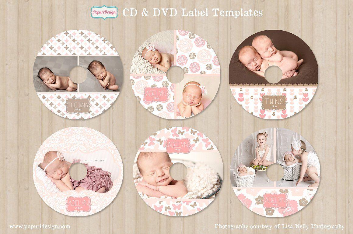 cd label templates