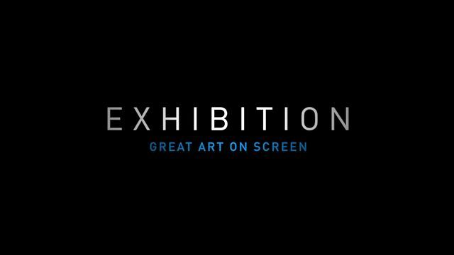Exhibition: great art on screen.