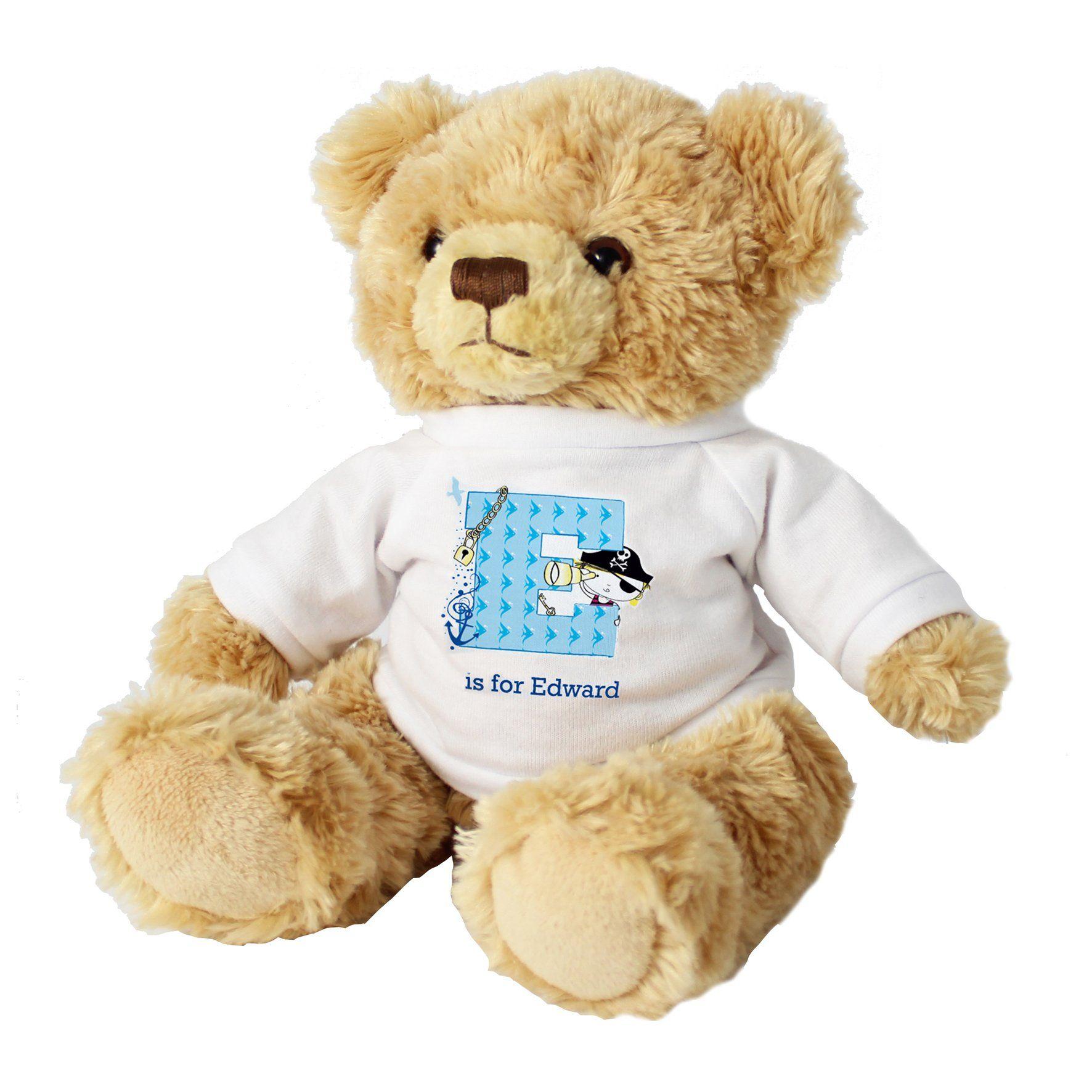 Pirate Personalised Teddy Bear