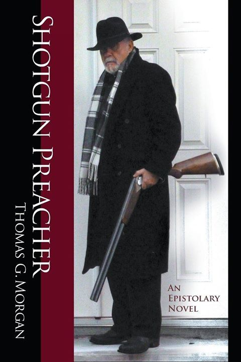 """""""If you enjoyed Pope Francis describe """"Capitalism as Dung of the Devil"""" you will love reading Tom Morgan's Shotgun Preacher... A celebrated Lefty from the region of Debs and Dreiser barely escapes Indiana prison for subversives in the sixties to finish graduate school in the seventies -"""" https://www.amazon.com/Shotgun-Preacher-Epistolary-Thomas-Morgan/dp/0997543531/ref=asap_bc?ie=UTF8"""