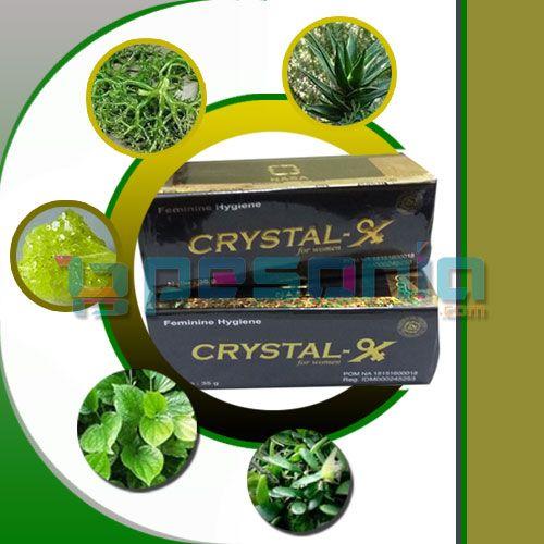 Kandungan Crystal X Asli Nasa Komposisi Tahu Asli