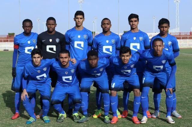 Al Hilal Junior Football Team Beats Al Taawoun 3 0 In The Saudi U