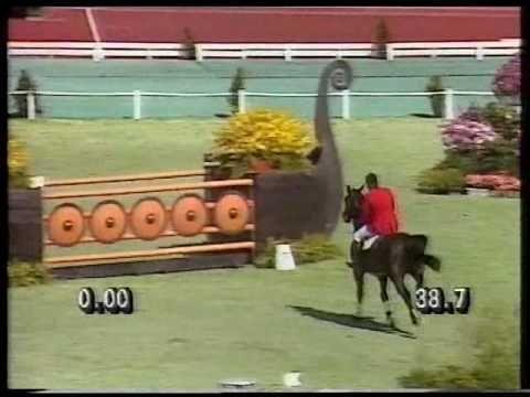Ludo Philippaerts Darco Equestrian Jumper In Stockholm border=