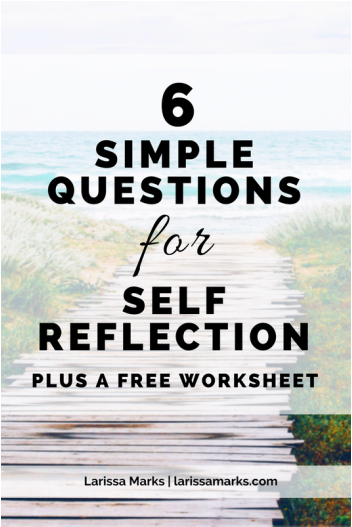 Spirituality Questions and Reflections for Discussion