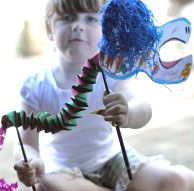 Chinese Dragon - Art And Craft - Fun Activities For Kids
