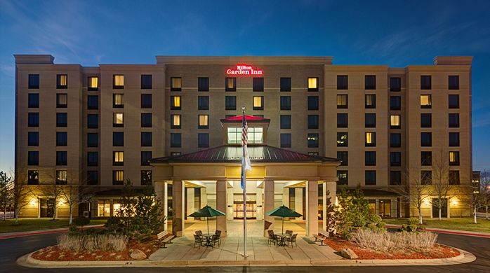 Doubletree By Hilton Denver Tech Center Greenwood Village Colorado Venues We Love Pinterest And