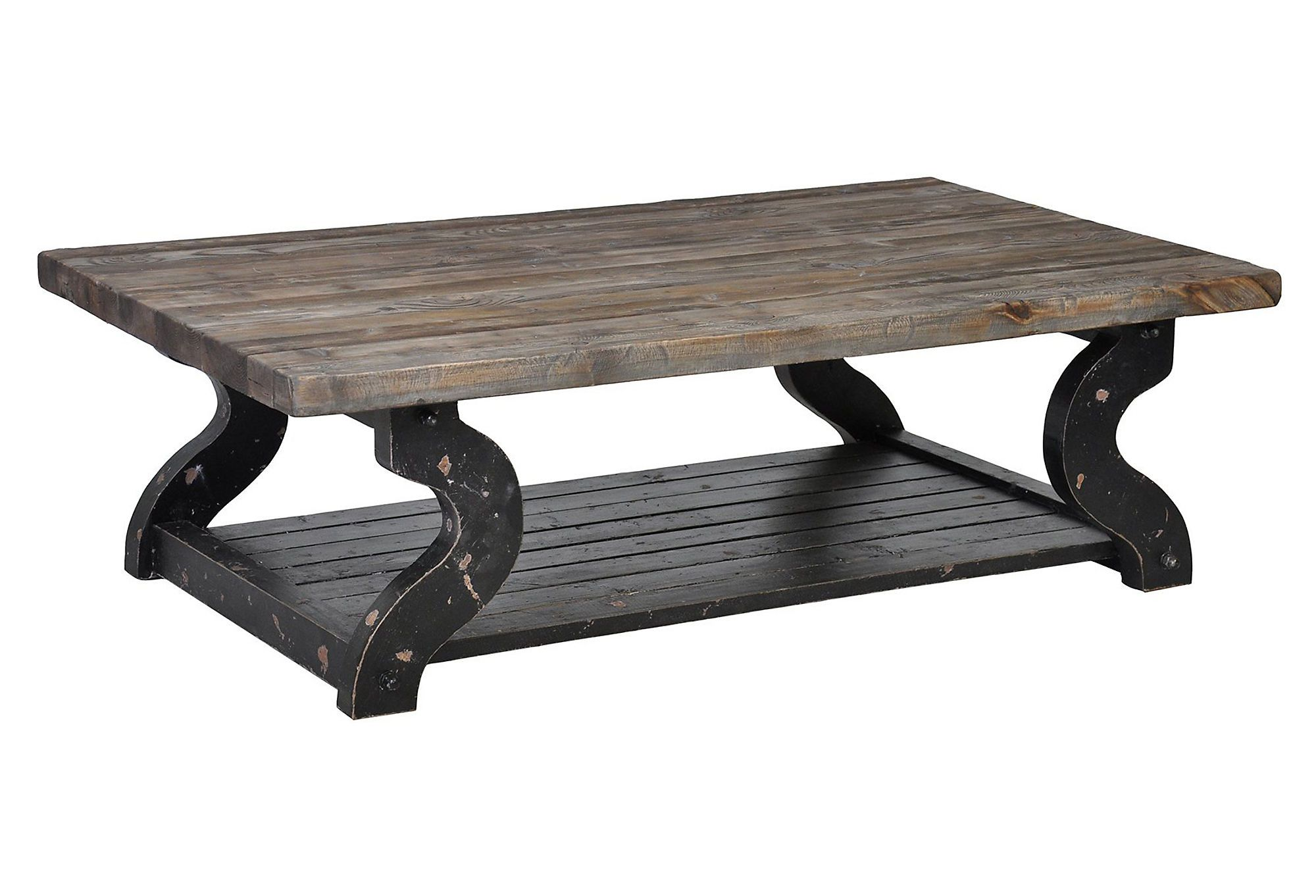 Landon 60 Coffee Table Cocktail Table Coffee Table Base From One Kings Lane Distressed Wood Coffee Table Reclaimed Wood Coffee Table Table [ 1362 x 2000 Pixel ]