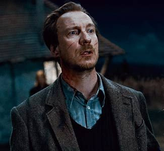 David Thewlis In Harry Potter And The Deathly Hallows Part 1 C Warner Bros Entertainment Inc H Lupin Harry Potter Harry Potter Movies Harry Potter Wizard