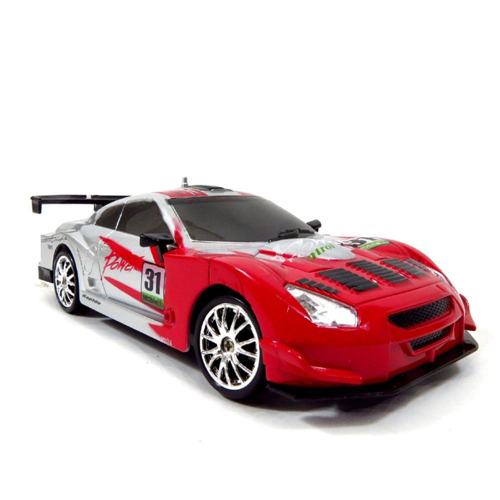 1 24 Super Fast Rc Drift Race Car Radio Control Red Gift Idea Rc Car Insten Rc Drift Radio Controlled Cars Car