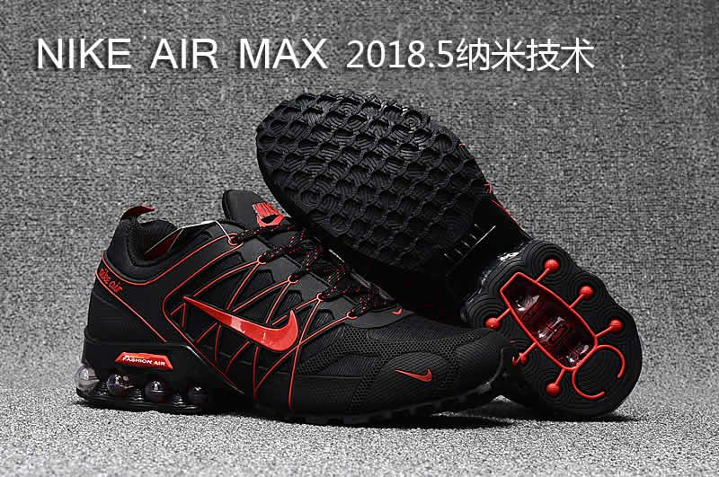 9c82f6184b Discount Nike air max 2018.5 men black red | Nikes | Nike air max ...