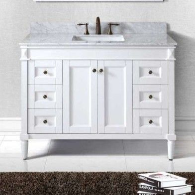 Features Material Zero Emissions Solid Oak Wood Water Resistant Low V O C Sea Single Sink Bathroom Vanity Bathroom Vanity Bathroom Vanities Without Tops