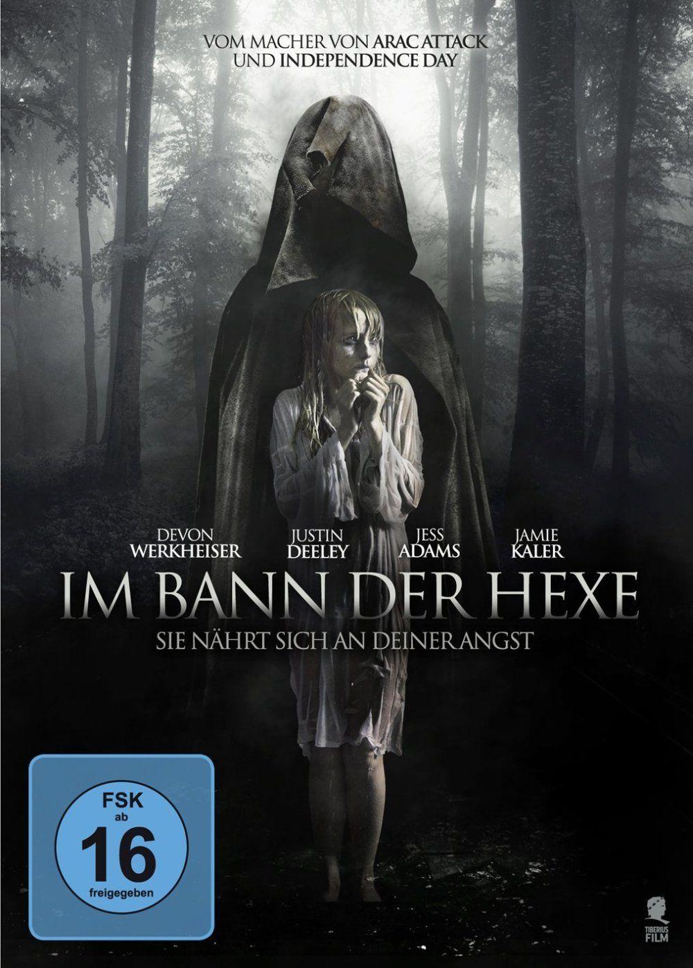 Im Bann Der Hexe Dvd Cover Fsk 16 Jpg 1000 1396 Dvd Scary Movies Horror Movies