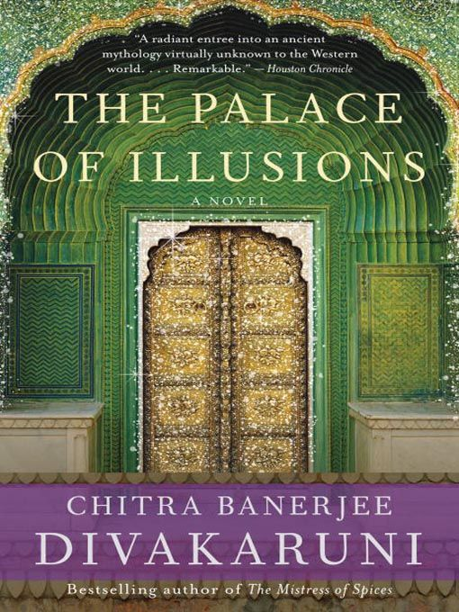 The Palace of Illusions by Chitra Divakaruni Bannerjee. The Mahabharat has so many versions, very few of which give Draupadi a voice. And yet, to most women, she is a pivotal character in the book. Bannerjee gives us Draupadi's Mahabharat. And yes though its a bit soap opera-ish in places, its a highly palatable rendition of what is essentially one of India's most epic tales and an intrinsic part of the country's rather twisted moral fibre. Couldn't put it down!