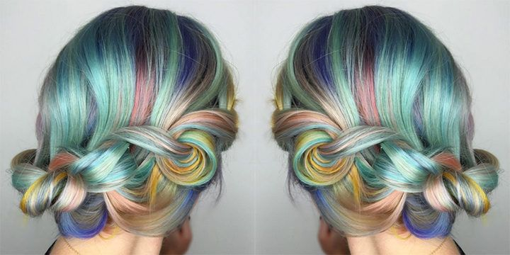 This Gorgeous 'Macaron' Hair Is The Latest Trend You Need To Try