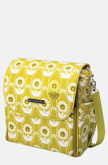 Petunia Pickle Bottom 'Boxy Glazed' Backpack Diaper Bag available at #Nordstrom
