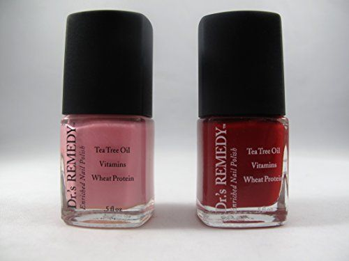Dr S Remedy Enriched Nail Polish Summer Valentine Duo Https Www Amazon Com Nail Polish Nails Tea Tree Oil