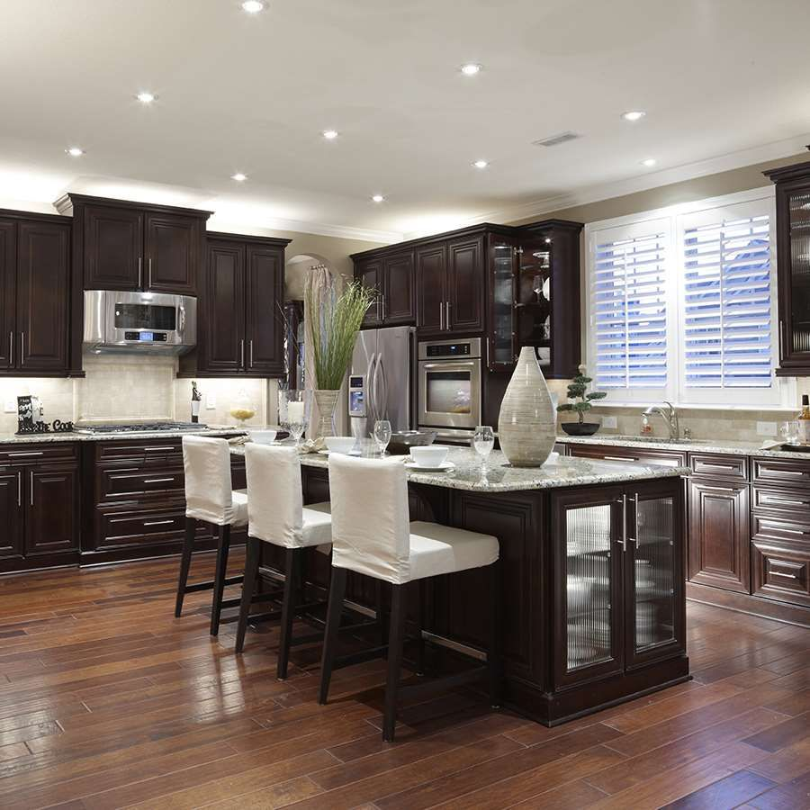 New Home Kitchen Design: Mattamy Homes Inspiration Gallery: Kitchen