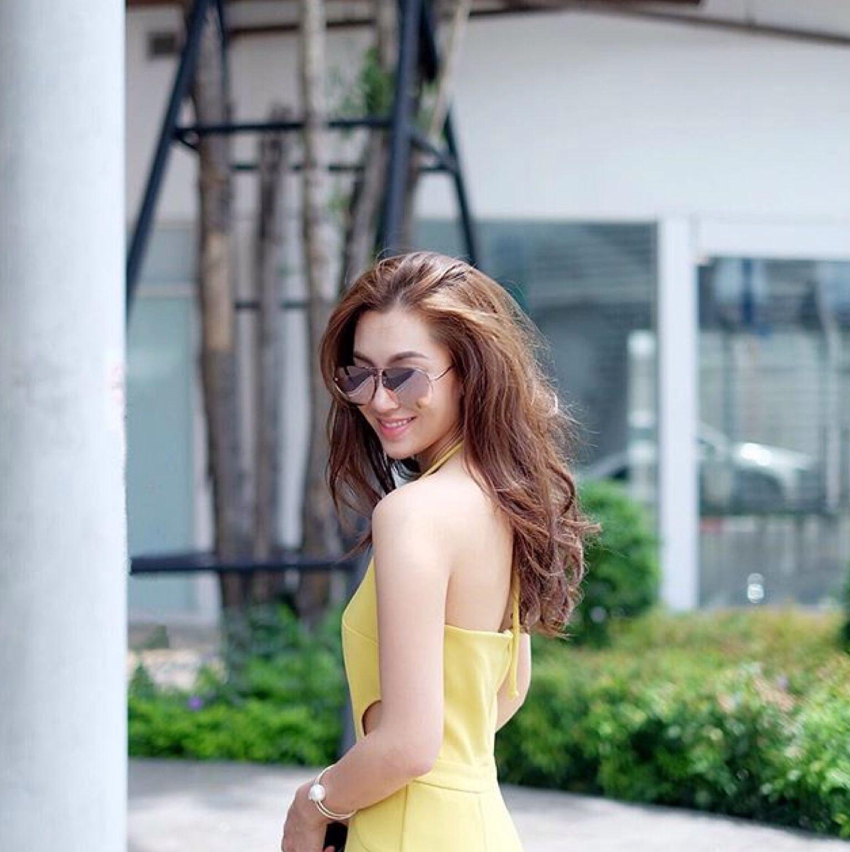 【泰國星正妹】Bella Ranee Campen/英格蘭泰國混血美人兒