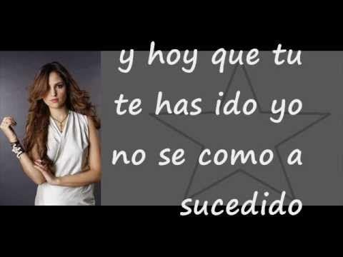 Eiza Gonzalez Lola Hoy Sin Ti Letra
