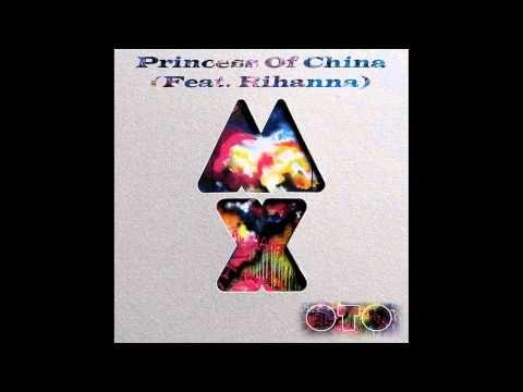Latest love.  Princess of China, Coldplay and Rihanna.