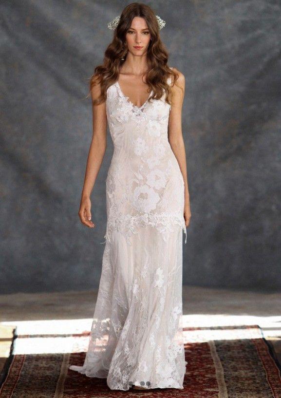 Claire Pettibone Gardinea Used Wedding Dress   Gardenias