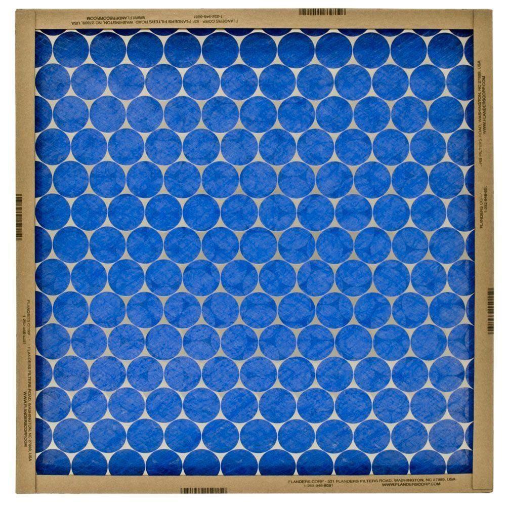 Flanders 10155.012025 Flat Panel Ez Filter, Spun