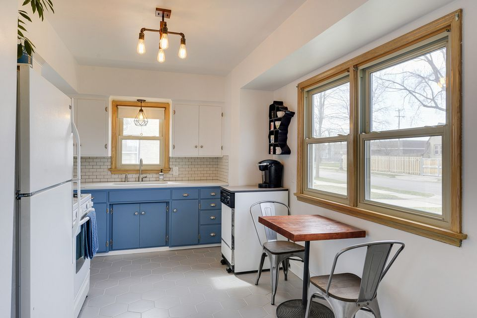 Kitchen Remodel Behr Blueprint Paint On The Cabinets Dream Home