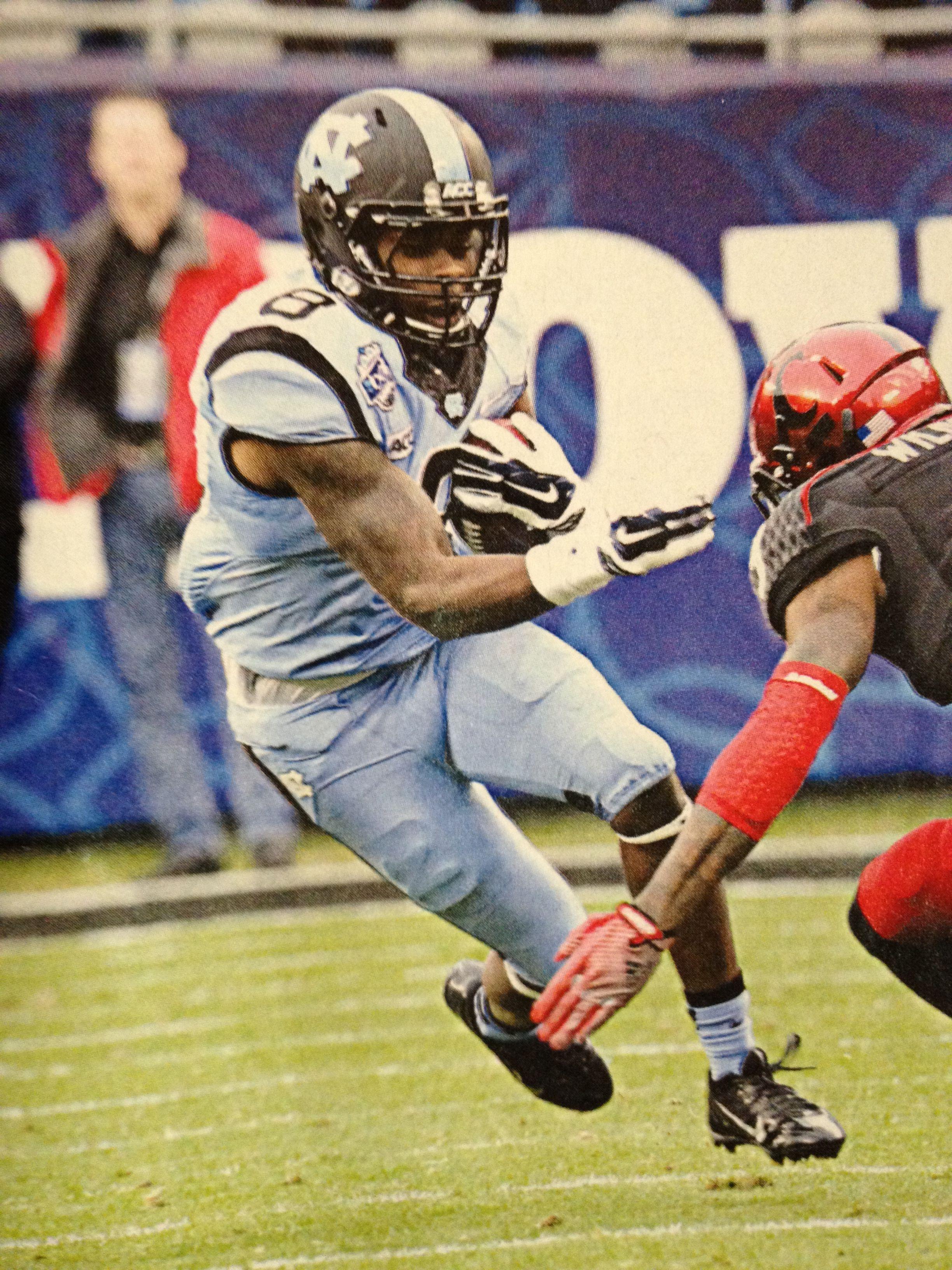 Inside Carolina photo   Carolina football, Football helmets, Football