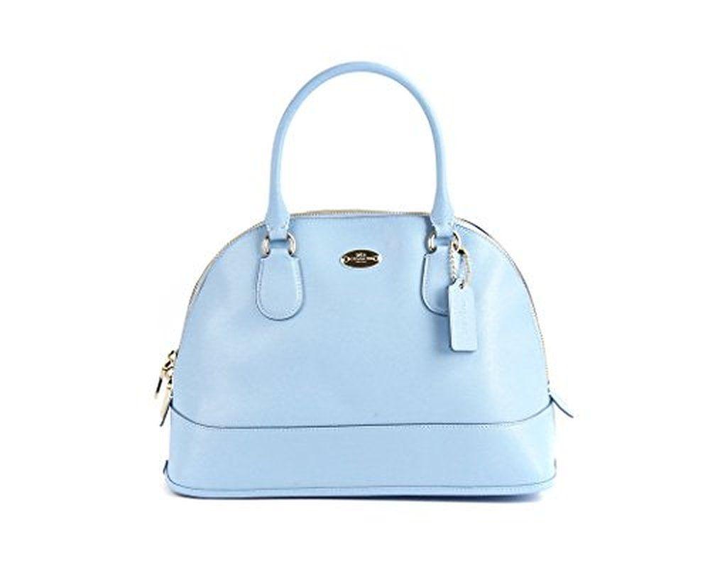 Cora Domed Satchel Handbag