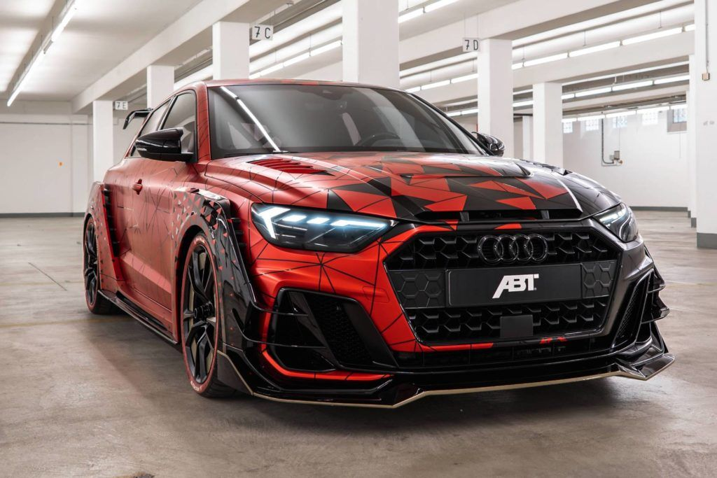 Abt Presents 2020 Audi A1 1of1 V 2020 G