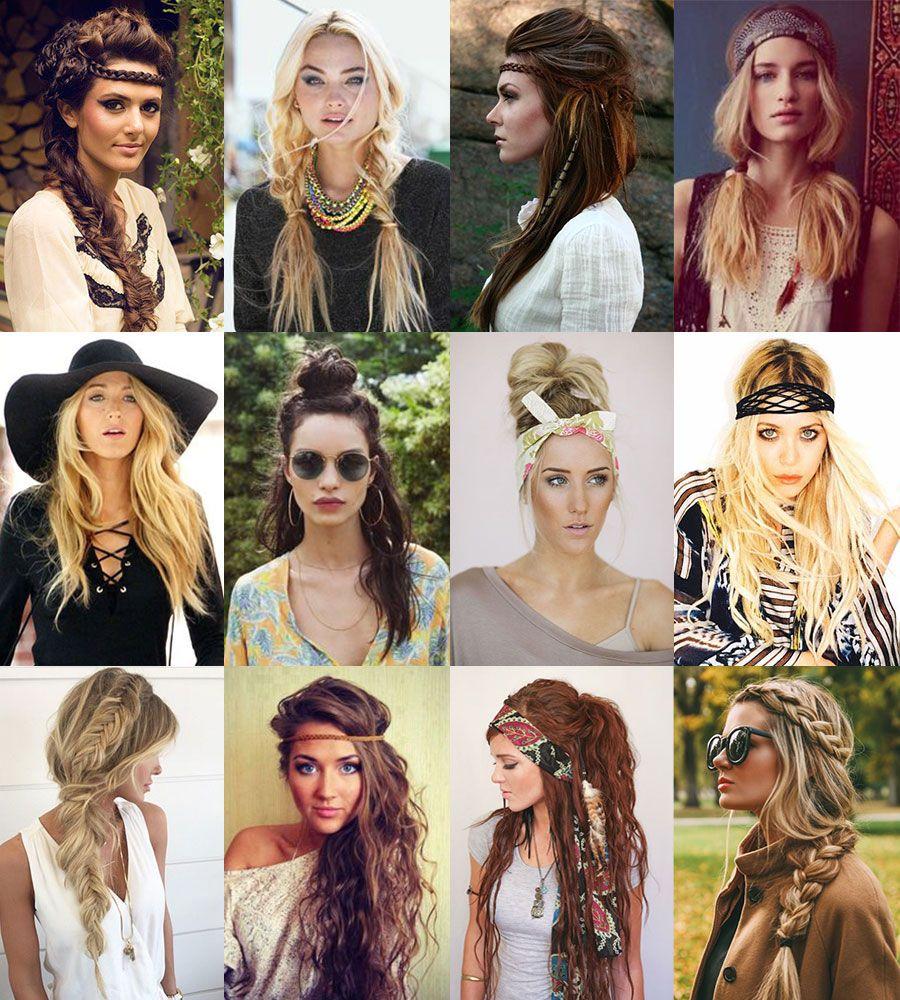 Bohmische Frisuren Frauen Haare Katalog Promi Frisuren Bohemian Hairstyles Curls For Long Hair Hair Styles