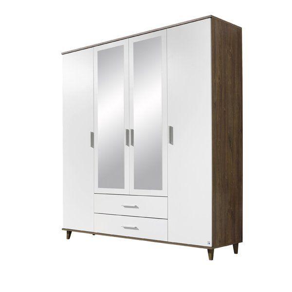 Drehtürenschrank jetzt bei Wayfair.de finden. Entdecke Möbel & Accessoires passend zu deinem ...