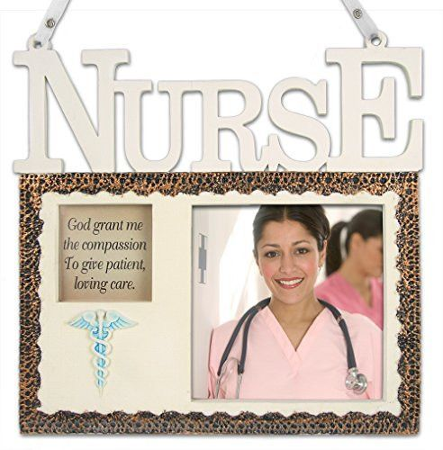Nurse Hanging Picture Frame Plaque Beautiful Tribute To A Loved