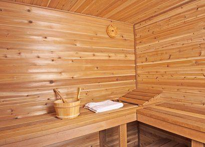 Saunas Installation D Un Sauna En Kit Trucs Et Astuces Bricolage Astuce Bricolage Bricolages Simples