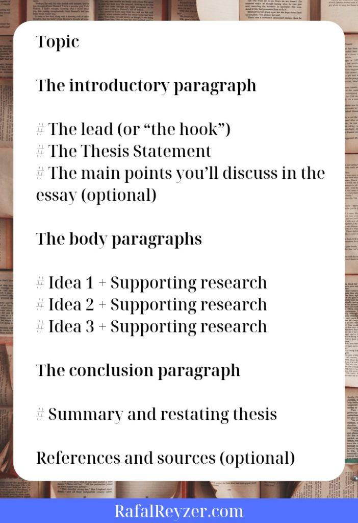 Comment faire un plan analytique dissertation