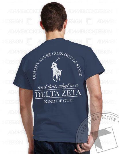 delta zeta boyfriend shirt