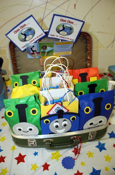 Party Perfection A Thomas The Tank Engine Birthday Party To Remember Man Wife And Dog B Thomas Birthday Parties Trains Birthday Party Kids Party Inspiration