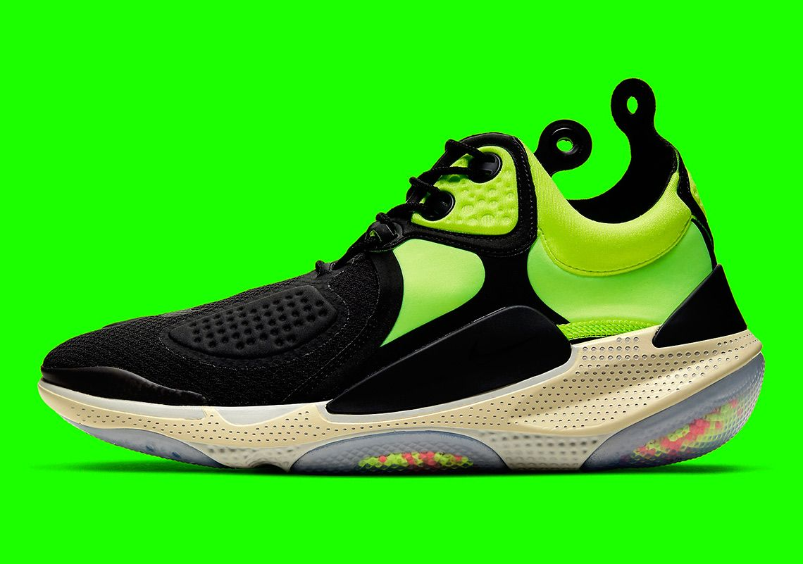 Nikes All New Joyride NSW Setter Arrives In Black And Neon