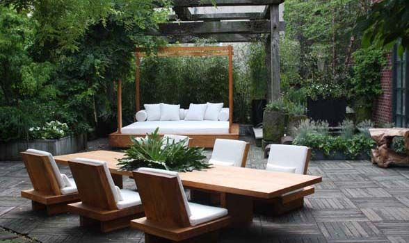Donna Karan Launches First Urban Zen Furniture Line In Support Of Cultural  Preservation   New York